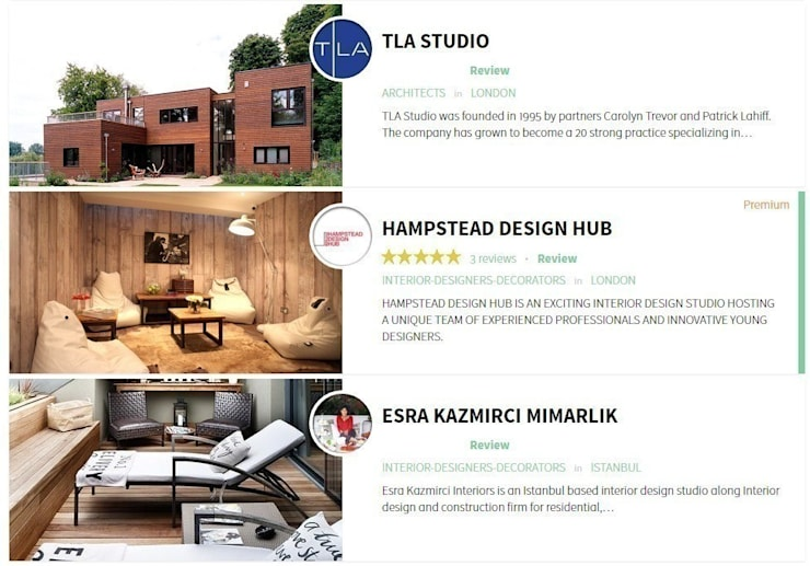 How can I improve my profile visually?:   by homify Singapore
