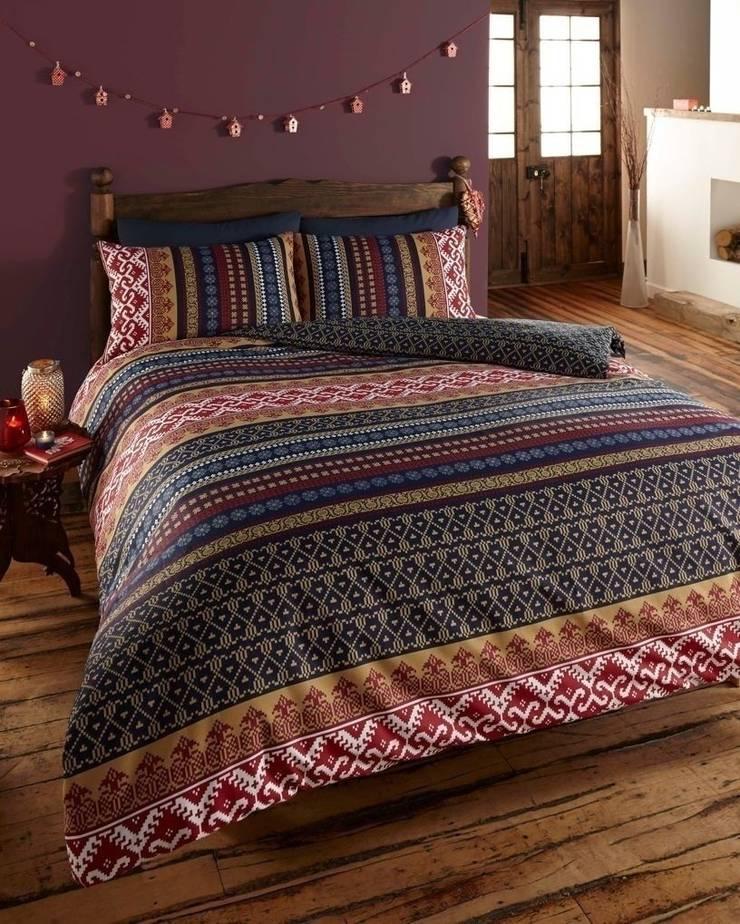 Orkney Duvet Cover Sets:  Bedroom by Century Mills