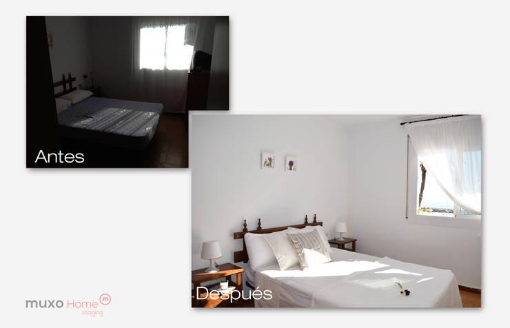 Home Staging en Cubelles:  de estilo  de muxo Studio