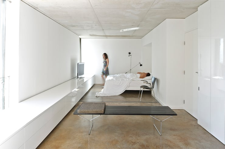 Bedroom by MOA architecture