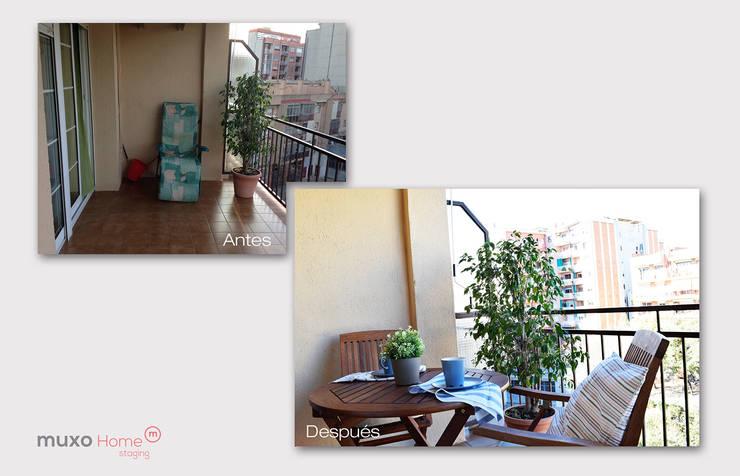 Home Staging Barcelona:  de estilo  de muxo Studio