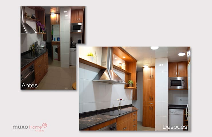 Home Staging Hospitalet:  de estilo  de muxo Studio