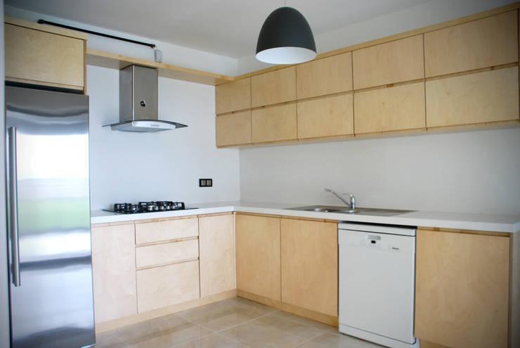 GOA / gulnar ocakdan archıtecture – HOUSE MFN   : modern tarz Mutfak