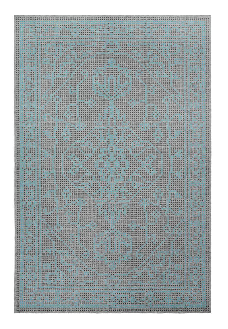 PERS: styl , w kategorii Ściany i podłogi zaprojektowany przez JOANNA RUSIN