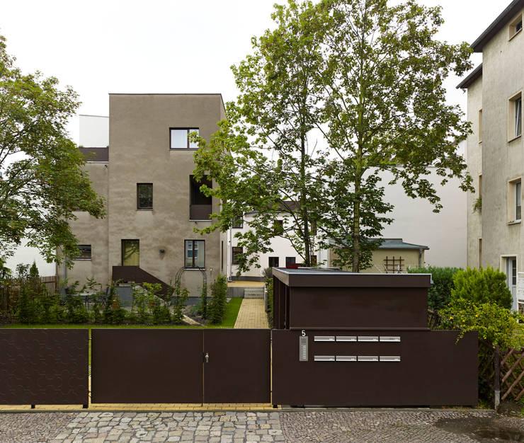 Schillingstraße:  Häuser von quartier vier Architekten Landschaftsarchitekten