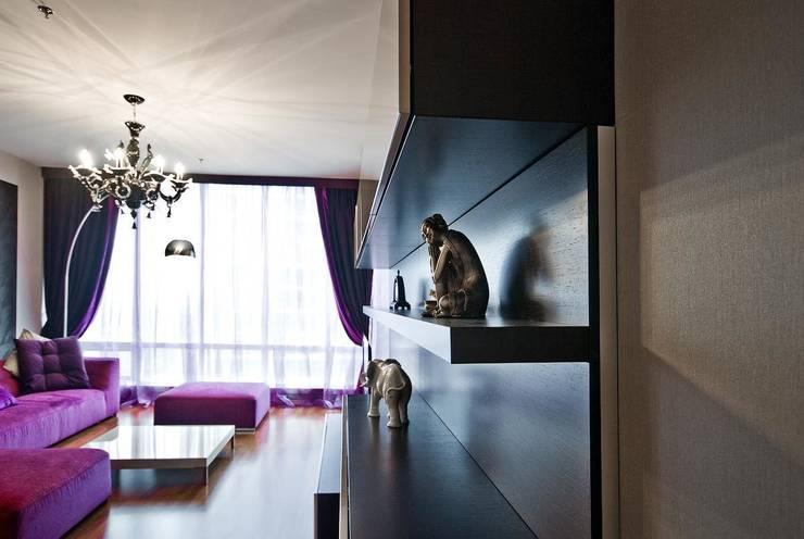 "Квартира в апартаментах ""Мариот» : Стены в . Автор – freelancer"