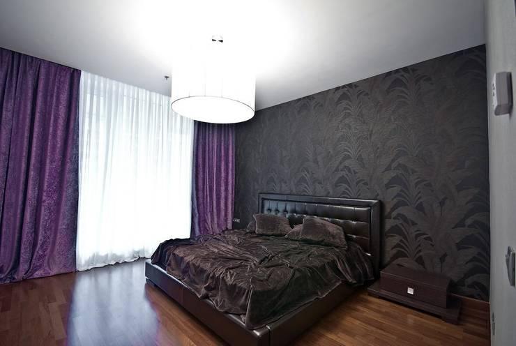 "Квартира в апартаментах ""Мариот» : Спальни в . Автор – freelancer"