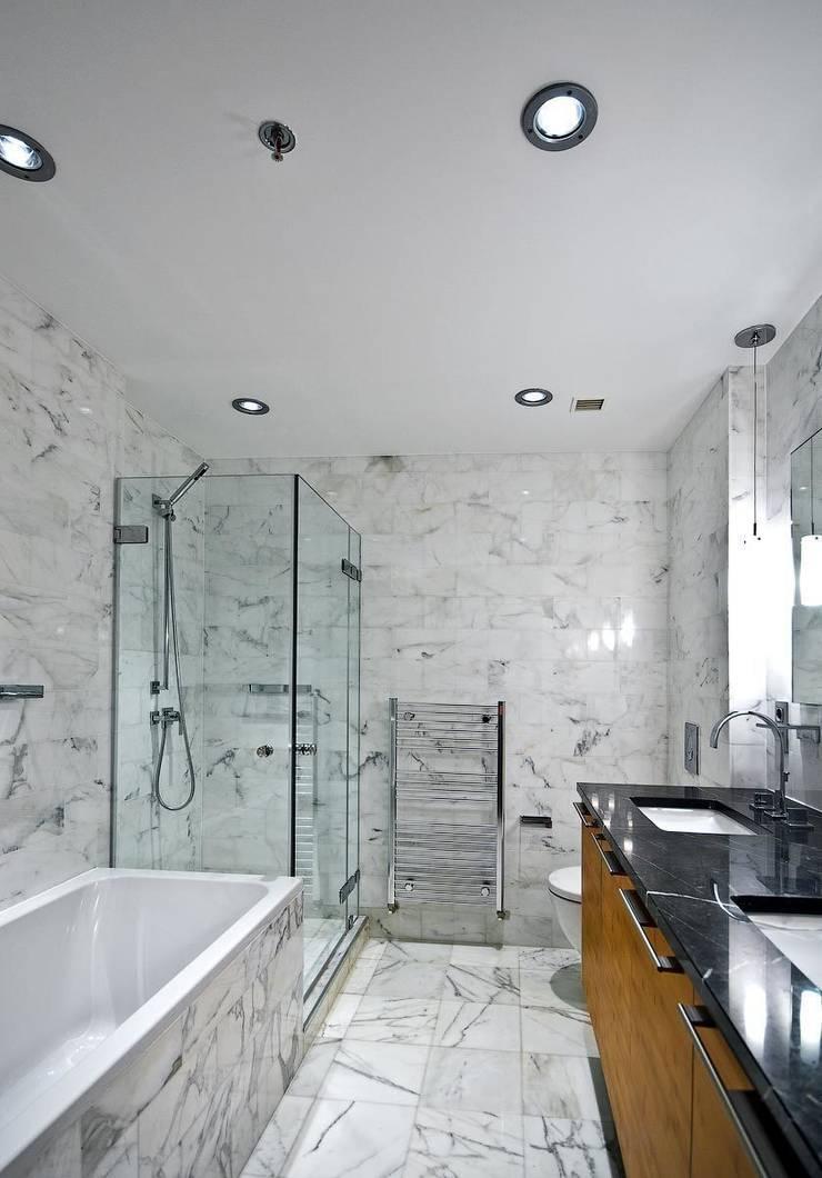 """Квартира в апартаментах """"Мариот» : Ванные комнаты в . Автор – freelancer"""