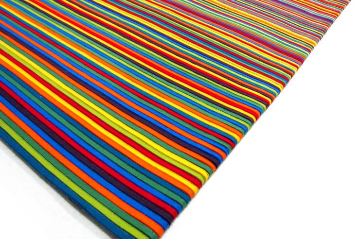 PASANKA: styl , w kategorii Ściany i podłogi zaprojektowany przez JOANNA RUSIN,