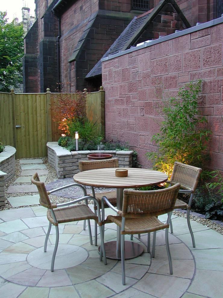After:   by Anne Macfie Garden Design