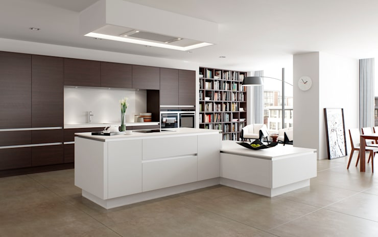 Kitchen by Sigma 3 Kitchens