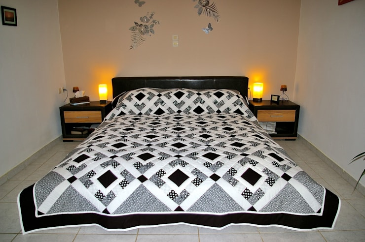 The Big Softy:  Bedroom by Lilliputquilts