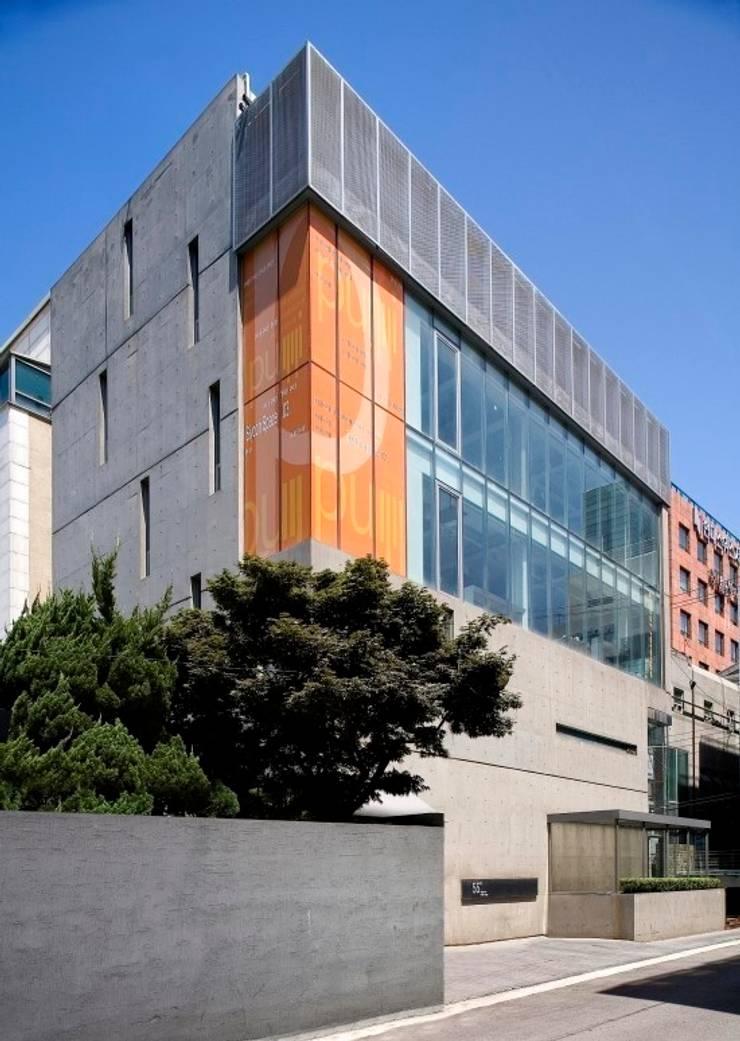 SIYOON BLDG (시윤빌딩) 청담: Teamsmart 이호중의  상업 공간