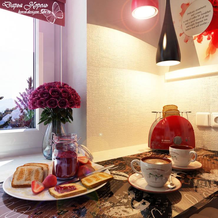Kitchen for students Sister: Кухни в . Автор – Your royal design,