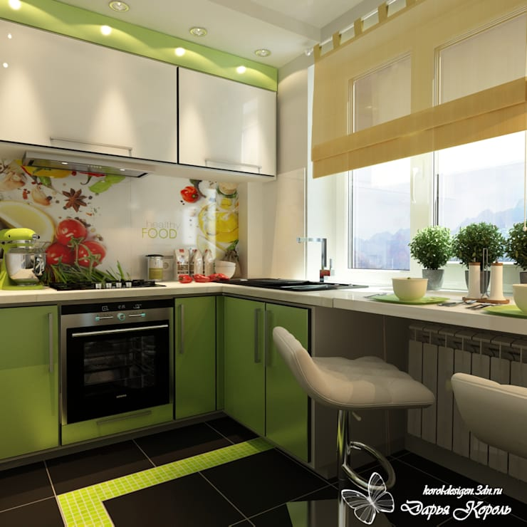 Royal Kitchen Design: Kitchen For Students Sister 2 By Your Royal Design