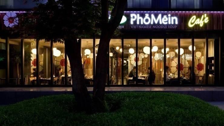 PhoMein (포메인): Teamsmart 이호중의  상업 공간