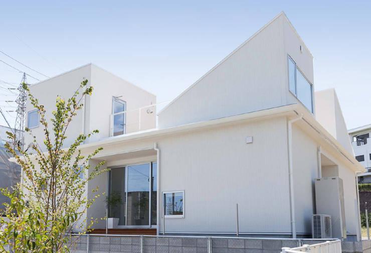 大分の家: イノウエセッケイジムショが手掛けた家です。