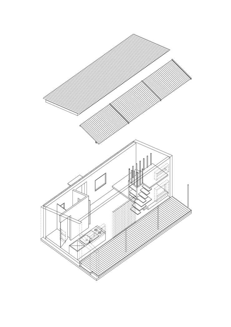 부여 작은집 / Buyeo Small House: lokaldesign의