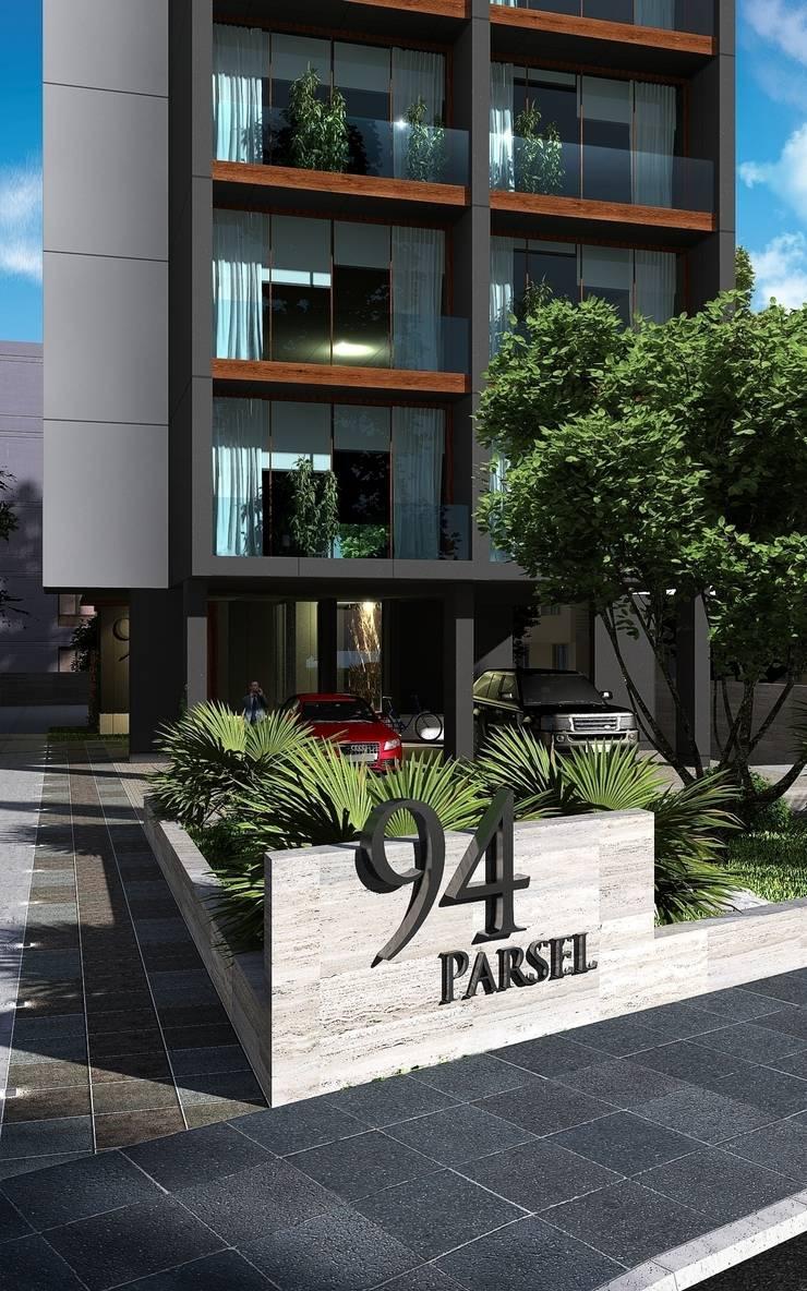 NM Mimarlık Danışmanlık İnşaat Turizm San. ve Dış Tic. Ltd. Şti. – 94 Parsel:  tarz Evler