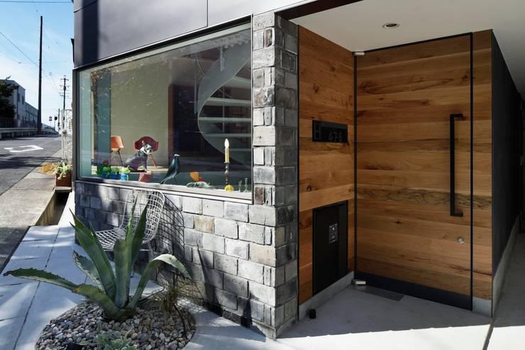 n-house: mattchが手掛けた家です。