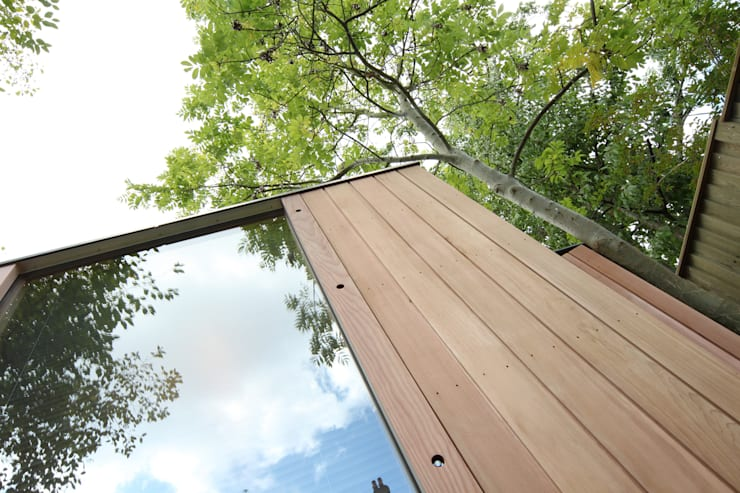 cladding / glazing detail:  Garden by 3rdspace