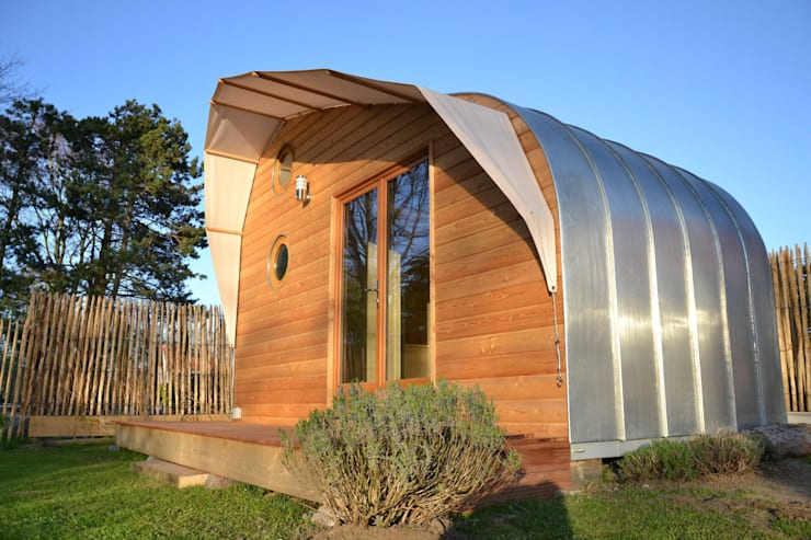 Casas de estilo  por Alter Ec'Home&
