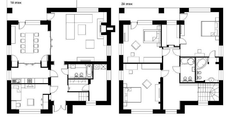 Дом в Средиземноморском стиле:  в . Автор – freelancer