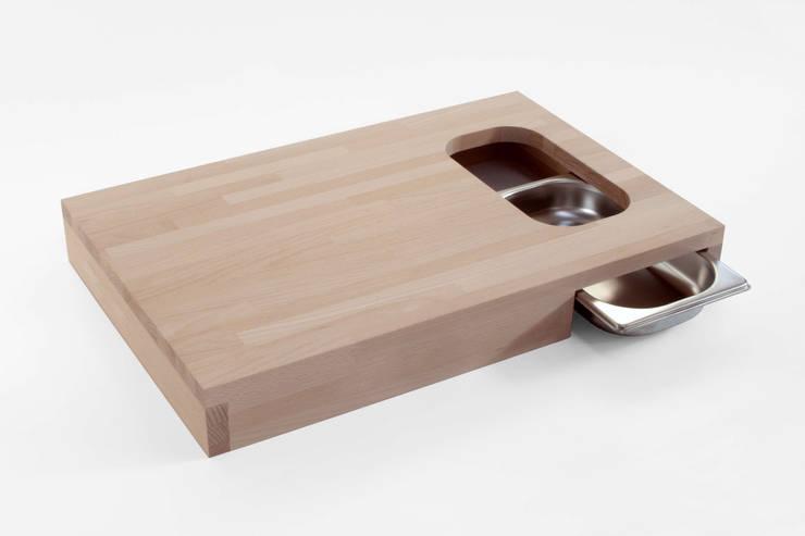 Chop design Progetti CR: Cucina in stile  di Progetti