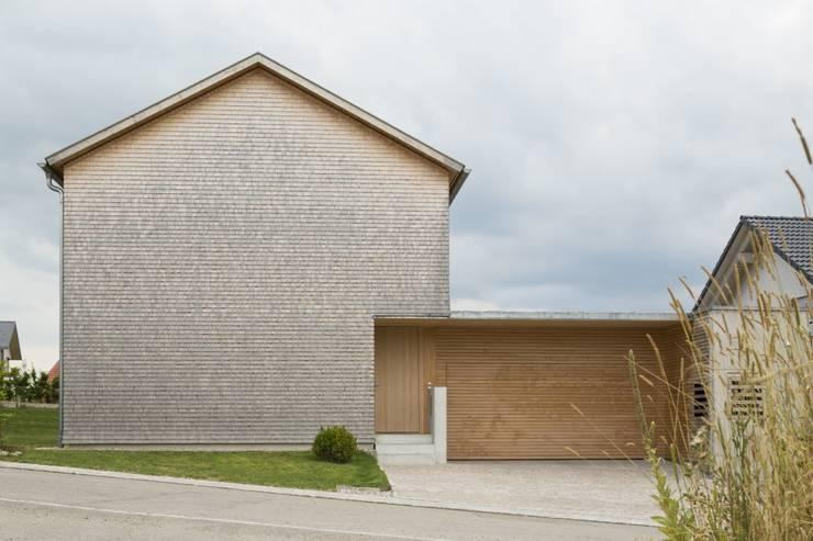 Haus Brunner:  Häuser von architektur + raum