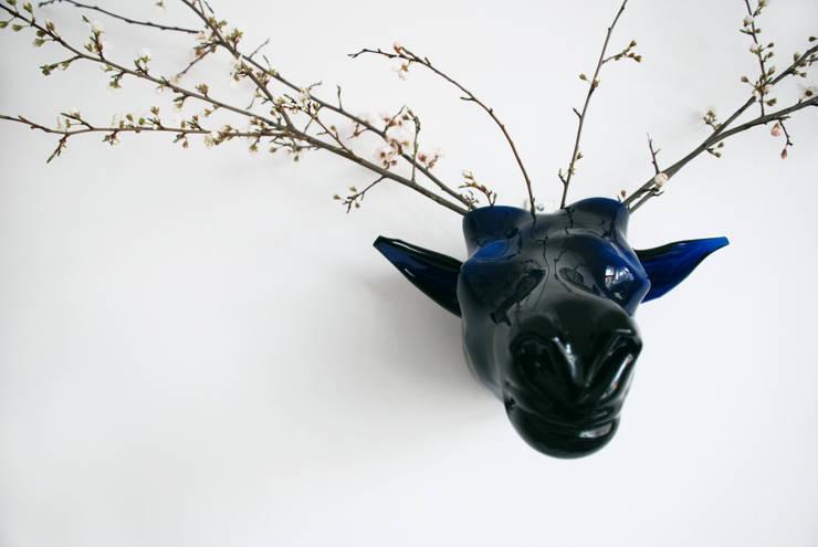 MY DEAR: styl , w kategorii Jadalnia zaprojektowany przez Agnieszka Bar Glass Design