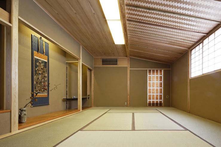 貴賓室1 オリジナルな 壁&床 の 矩須雅建築研究所 オリジナル