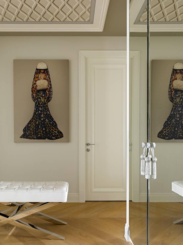 Квартира на ул.Балтийской / Москва: Гардеробные в . Автор – Бюро TS Design