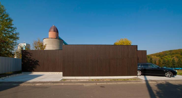 YMT residence 08: 浅香建築設計事務所 asaka architectural designが手掛けた家です。