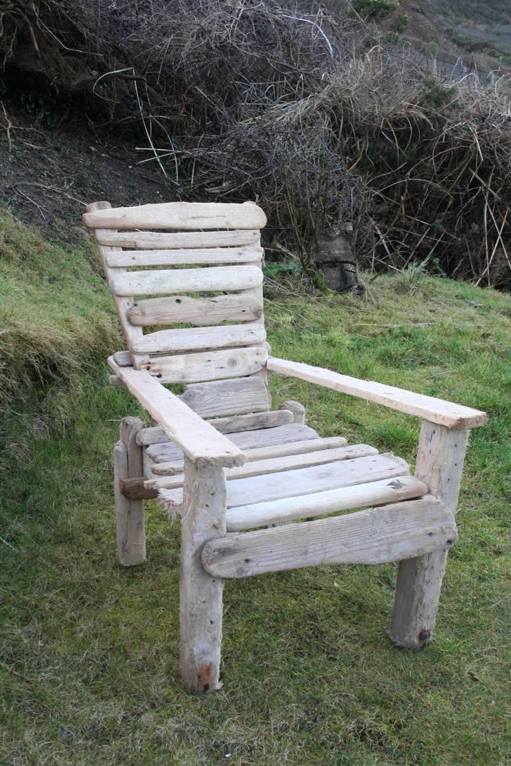 Driftwood Chair:   by Julia's Driftwood