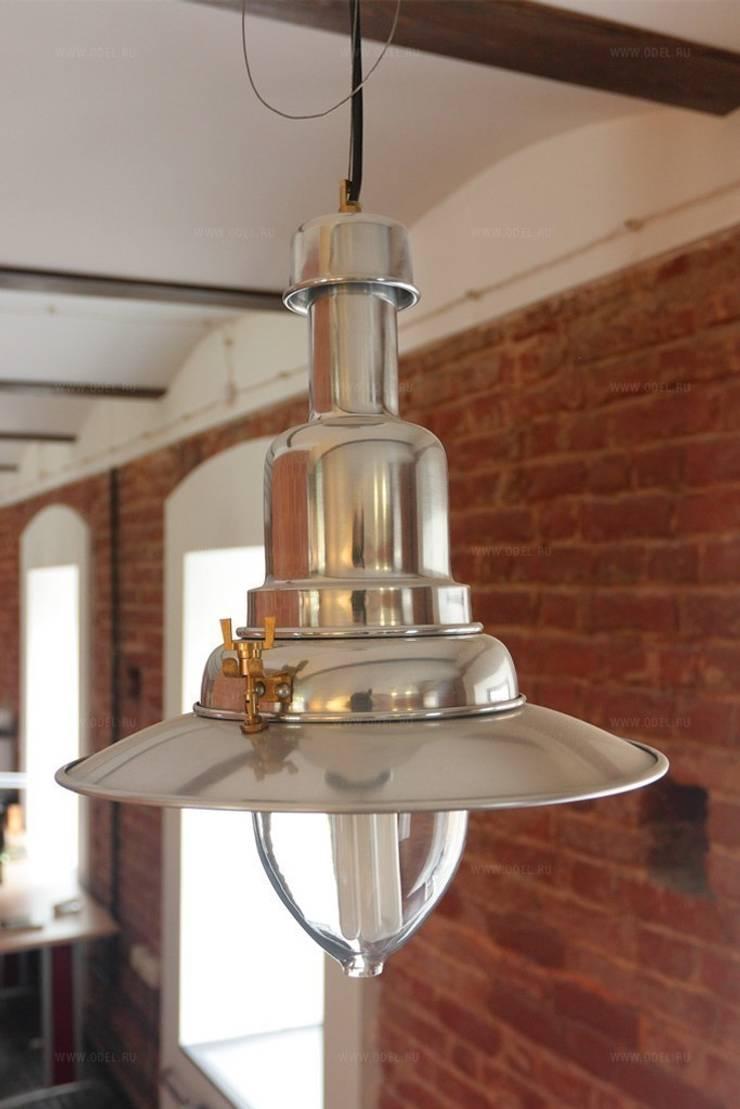 Потолочный подвисной фонарь : Офисные помещения и магазины в . Автор – ODEL
