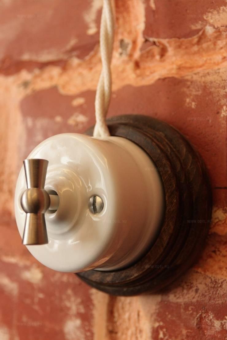 Поворотный выключатель: Офисные помещения и магазины в . Автор – ODEL