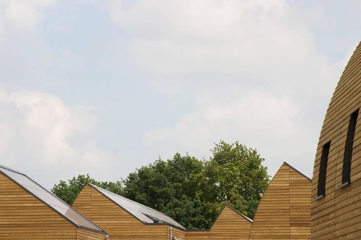 detail dak van ARX architecten