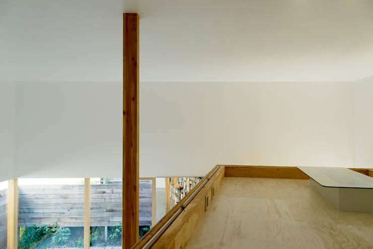ATMN: アーキラボ・ティアンドエムが手掛けた壁です。