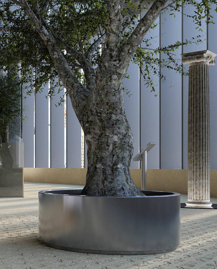 olijfboom:   door ARX architecten