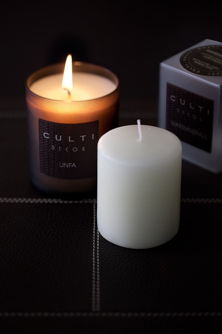 Culti Fragrances:  Living room by Rooi