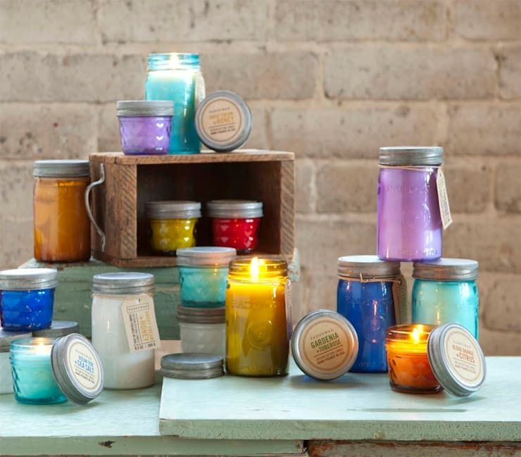Paddywax Relish Candles:  Living room by Rooi
