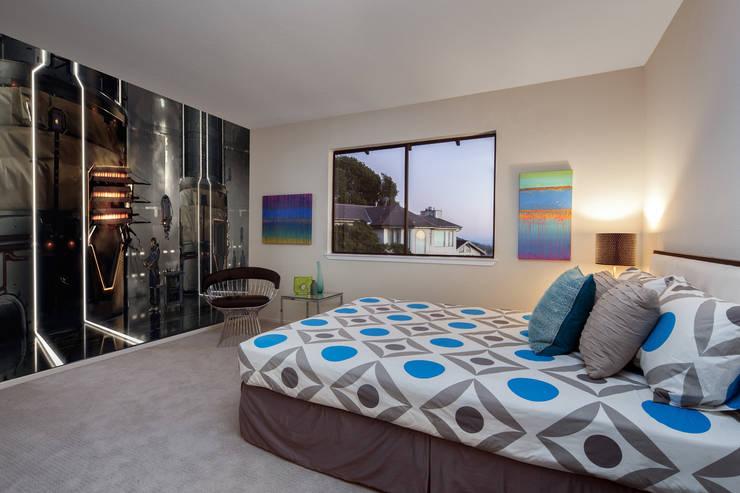 Energy Cells:  Bedroom by Wallsauce.com