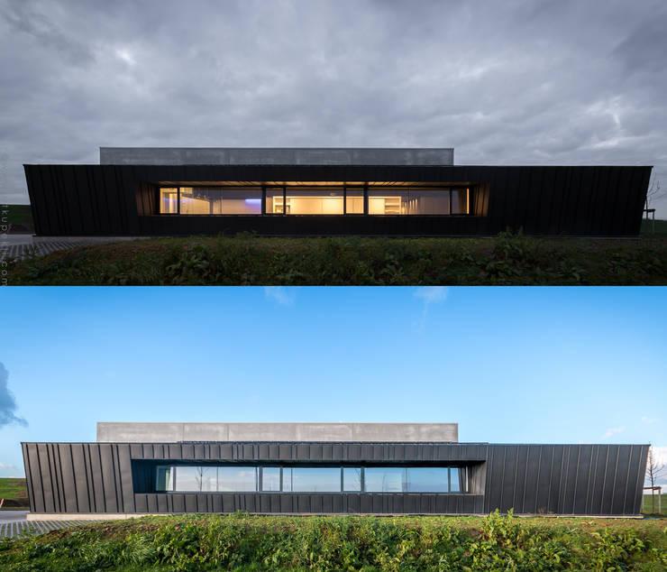 Plat Marais: Maisons de style  par OPEN ARCHITECTES