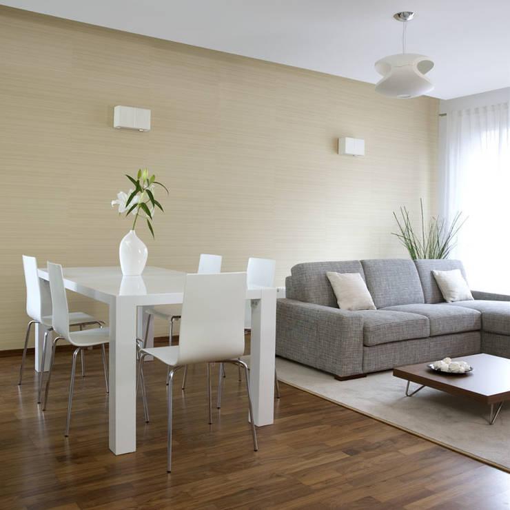 Living room by Designlab, Minimalist