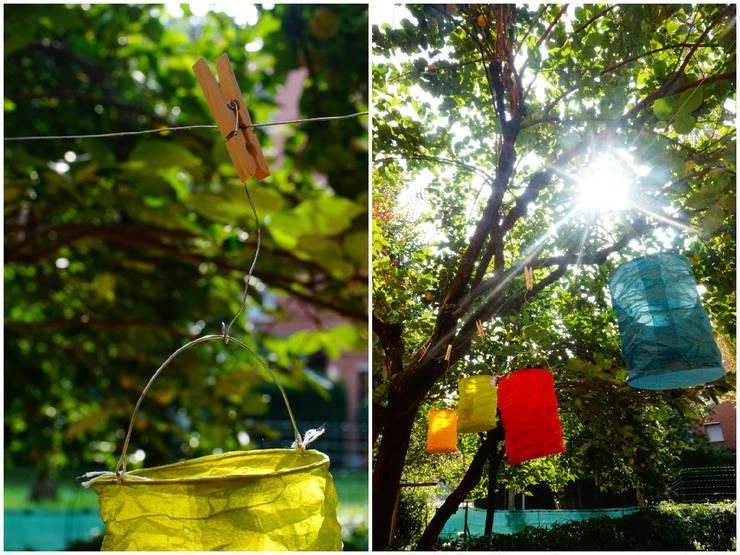 Jardines de estilo  por ROBERTA BELLOTTI