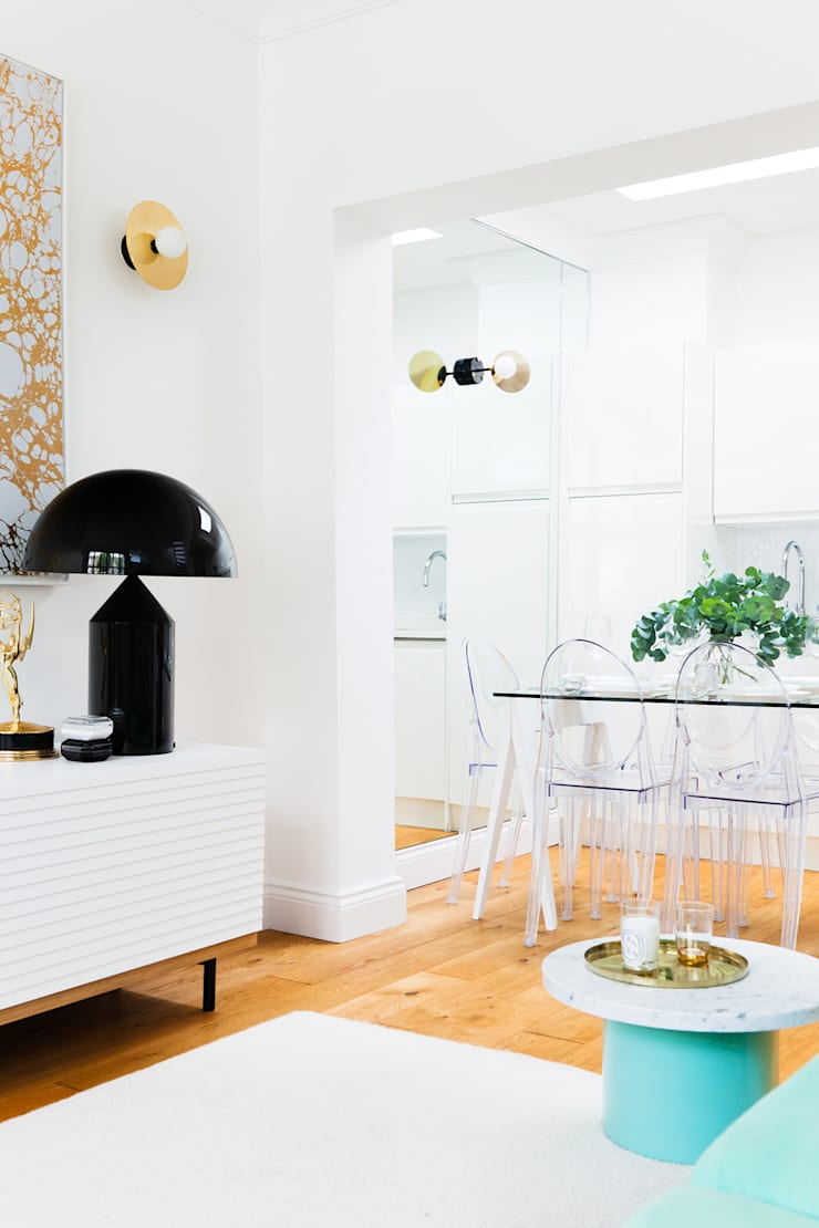 Cloudsley Road:  Kitchen by 2 lovely gays