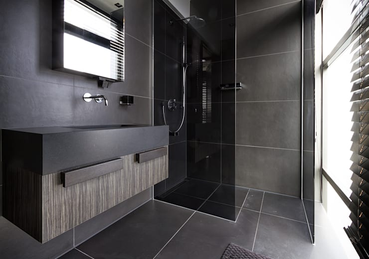 Bathroom: moderne Badkamer door BB Interior