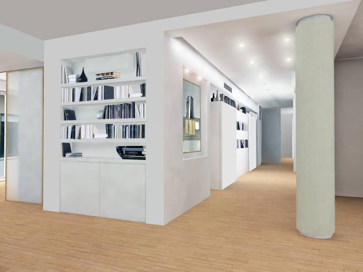 Rendering:  in stile  di Studio Racheli Architetti