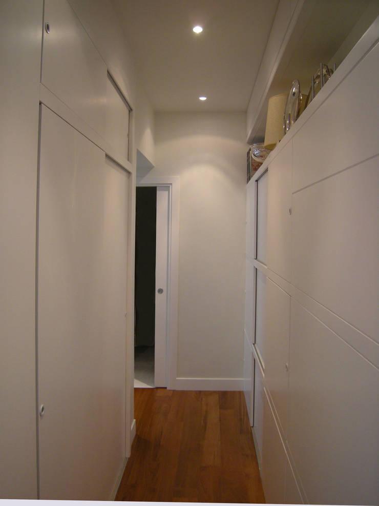الممر والمدخل تنفيذ Studio Racheli Architetti, حداثي