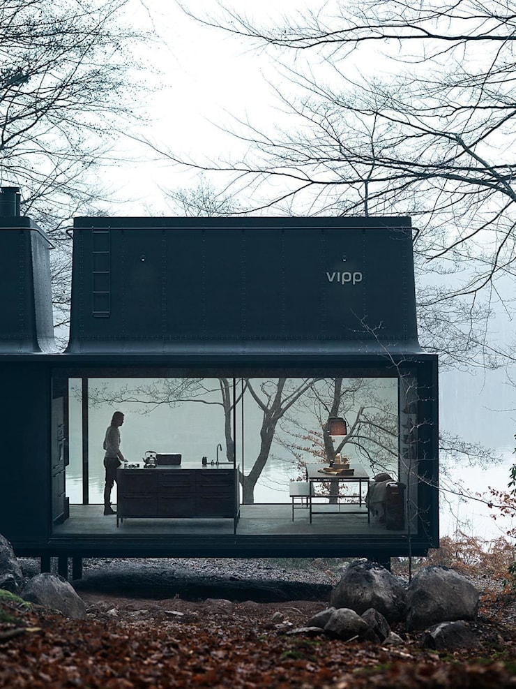 Vipp Shelter:  Commercial Spaces by Vipp